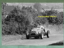 "TURNER F2 J Webb. Shelsley Walsh 10x7"" photo"